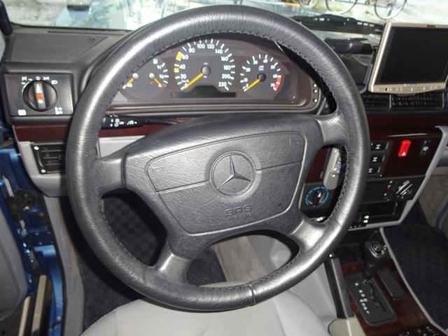 メルセデス・ベンツ M・ベンツ G320 カブリオ ディーラー車 左ハンドル
