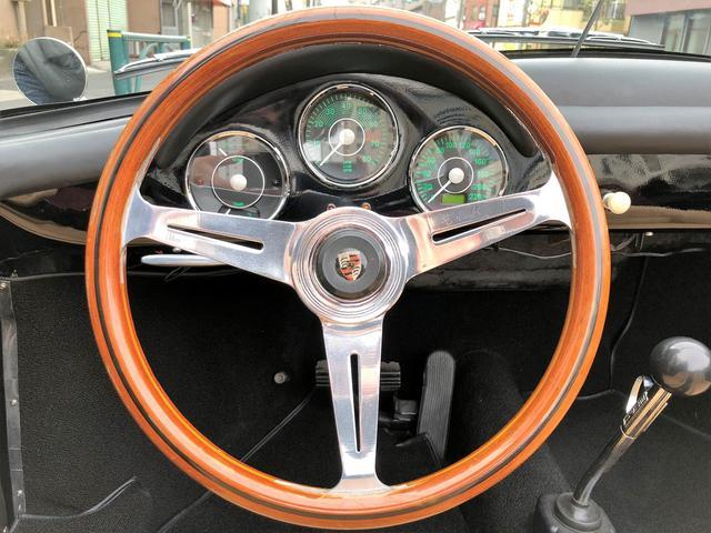 ポルシェ ポルシェ 356スピードスターレプリカ NEWエンジン ツインキャブ