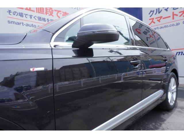 「アウディ」「アウディ Q7」「SUV・クロカン」「東京都」の中古車27