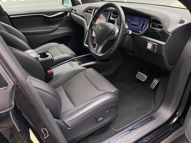 「テスラ」「モデルX」「SUV・クロカン」「東京都」の中古車3