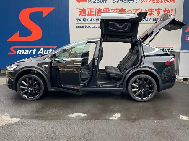 「テスラ」「モデルX」「SUV・クロカン」「東京都」の中古車16