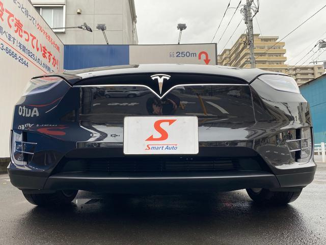 「テスラ」「モデルX」「SUV・クロカン」「東京都」の中古車22