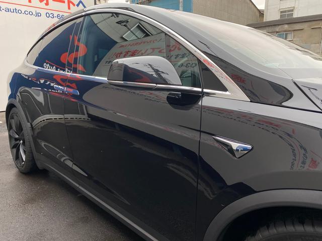 「テスラ」「モデルX」「SUV・クロカン」「東京都」の中古車25