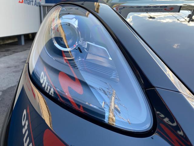 718ボクスター ディーラー整備 PDK PASM フルレザースポーツシート エントリードライブ スポーツテールパイプ ボクスターS19インチAW キセノンヘッドライト ルームミラー一体型バックモニター ドラレコ(11枚目)