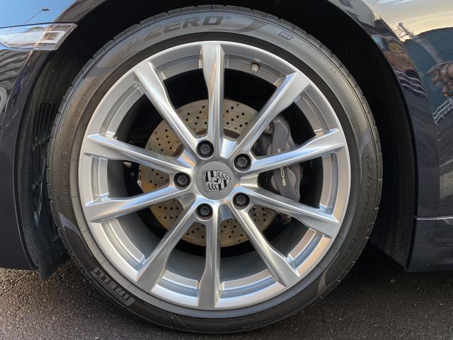 718ボクスター ディーラー整備 PDK PASM フルレザースポーツシート エントリードライブ スポーツテールパイプ ボクスターS19インチAW キセノンヘッドライト ルームミラー一体型バックモニター ドラレコ(13枚目)