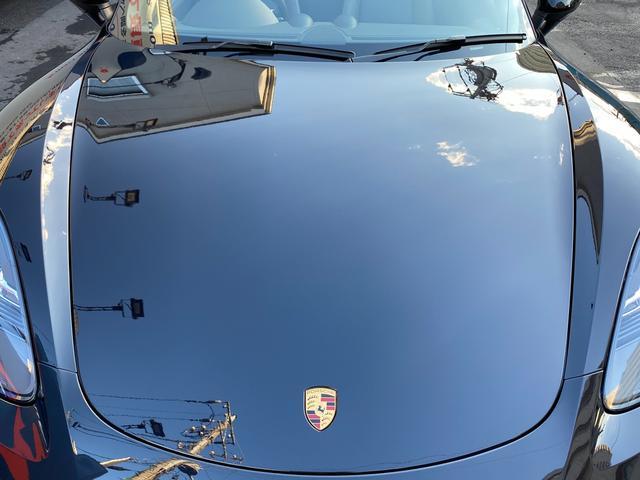 718ボクスター ディーラー整備 PDK PASM フルレザースポーツシート エントリードライブ スポーツテールパイプ ボクスターS19インチAW キセノンヘッドライト ルームミラー一体型バックモニター ドラレコ(28枚目)