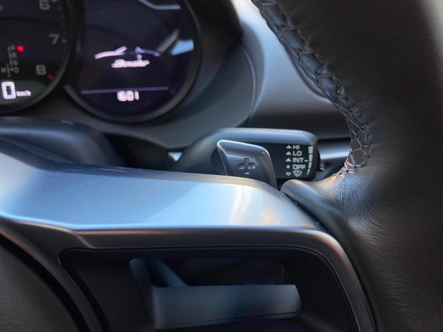 718ボクスター ディーラー整備 PDK PASM フルレザースポーツシート エントリードライブ スポーツテールパイプ ボクスターS19インチAW キセノンヘッドライト ルームミラー一体型バックモニター ドラレコ(54枚目)