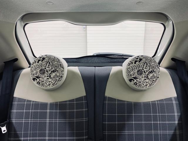 スーパーポップ チョコムーエディション ワンオーナー ChocomooEdition 100台限定車 専用インテリア&フロアマット 5インチタッチパネルモニター・Uconnect付 FM・AMチューナー付オーディオ オリジナルサンシェード付(68枚目)