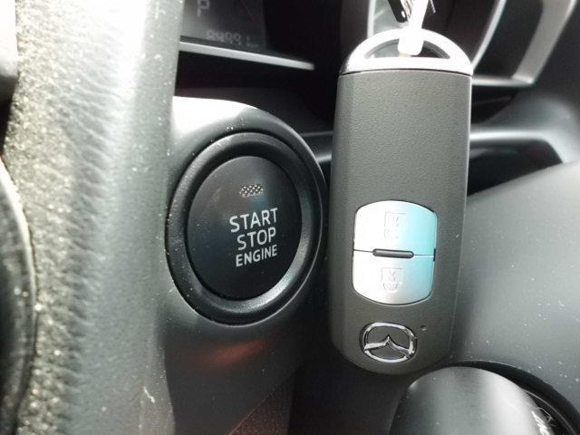 13S 禁煙車 マツダコネクトナビ 衝突軽減ブレーキ アドバンスキー アイドリングストップ Bluetooth AUX SPORTモード ステアリングスイッチ LEDヘッドライト USB接続(7枚目)