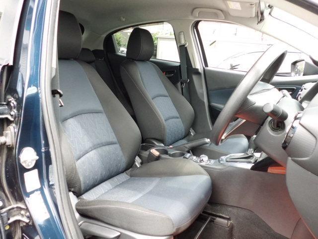 13S 禁煙車 マツダコネクトナビ 衝突軽減ブレーキ アドバンスキー アイドリングストップ Bluetooth AUX SPORTモード ステアリングスイッチ LEDヘッドライト USB接続(10枚目)