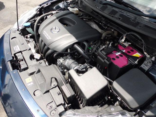 13S 禁煙車 マツダコネクトナビ 衝突軽減ブレーキ アドバンスキー アイドリングストップ Bluetooth AUX SPORTモード ステアリングスイッチ LEDヘッドライト USB接続(28枚目)