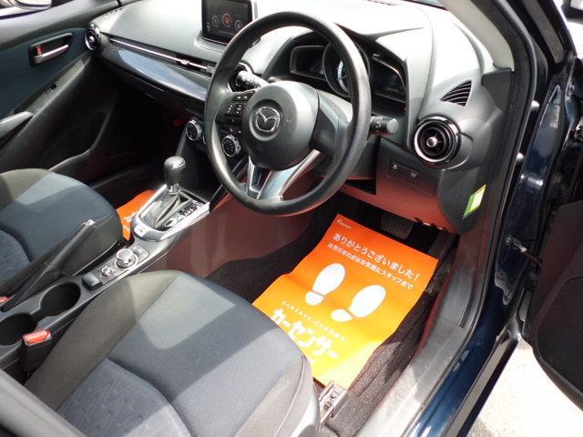 13S 禁煙車 マツダコネクトナビ 衝突軽減ブレーキ アドバンスキー アイドリングストップ Bluetooth AUX SPORTモード ステアリングスイッチ LEDヘッドライト USB接続(37枚目)