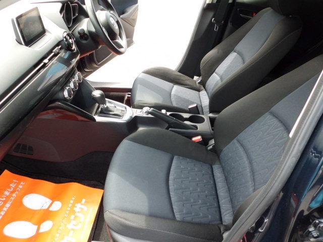 13S 禁煙車 マツダコネクトナビ 衝突軽減ブレーキ アドバンスキー アイドリングストップ Bluetooth AUX SPORTモード ステアリングスイッチ LEDヘッドライト USB接続(44枚目)