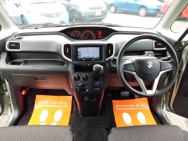 G 社外ナビ 地デジ Bluetooth スマートキー プッシュエンジンスタート オートスライドドア シートヒーター ETC DVD再生 タイミングチェーン式(3枚目)