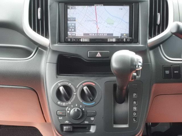 G 社外ナビ 地デジ Bluetooth スマートキー プッシュエンジンスタート オートスライドドア シートヒーター ETC DVD再生 タイミングチェーン式(4枚目)