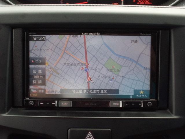 G 社外ナビ 地デジ Bluetooth スマートキー プッシュエンジンスタート オートスライドドア シートヒーター ETC DVD再生 タイミングチェーン式(5枚目)