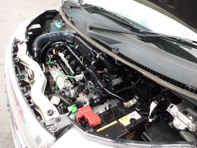 G 社外ナビ 地デジ Bluetooth スマートキー プッシュエンジンスタート オートスライドドア シートヒーター ETC DVD再生 タイミングチェーン式(28枚目)
