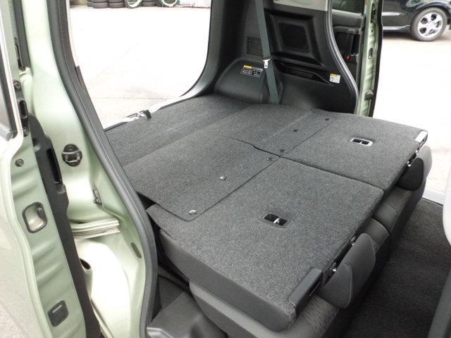G 社外ナビ 地デジ Bluetooth スマートキー プッシュエンジンスタート オートスライドドア シートヒーター ETC DVD再生 タイミングチェーン式(45枚目)