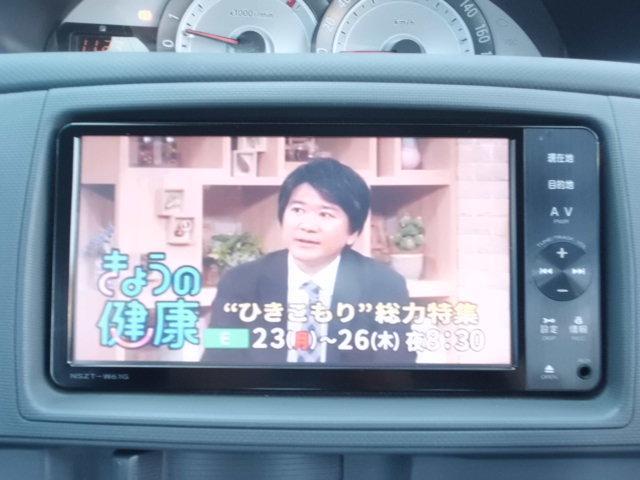 DICE 車検令和4年11月 純ナビ フルセグテレビ バックカメラ フリップダウンモニター キセノンライト AUX DVDビデオ再生 ETC キーレスキー スペアキー フォグライト タイミングチェーン式(6枚目)