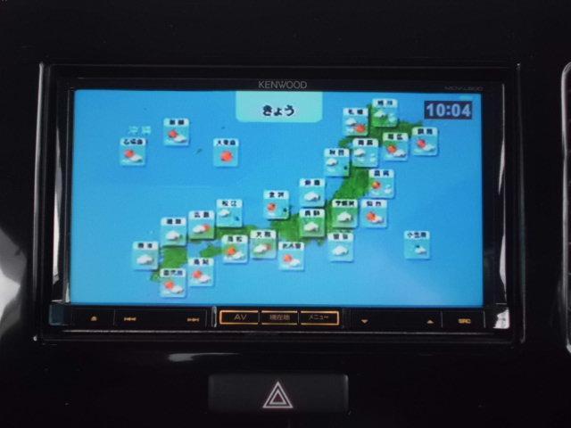 G 社外ナビ フルセグテレビ バックカメラ ETC ベンチシート DVDビデオ再生 ドアバイザー タイミングチェーン式(5枚目)