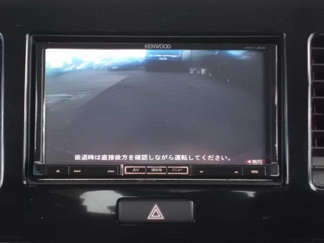 G 社外ナビ フルセグテレビ バックカメラ ETC ベンチシート DVDビデオ再生 ドアバイザー タイミングチェーン式(6枚目)