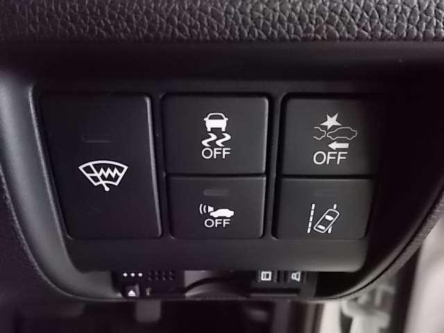 【ホンダセンシング】衝突軽減ブレーキを始めとした先進の安全運転支援システムです