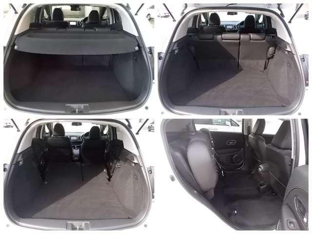 【カーテンエアバック】衝突時や車両横転時に搭乗者の頭部などを保護するエアバックシステムです。安全性も増しますね!