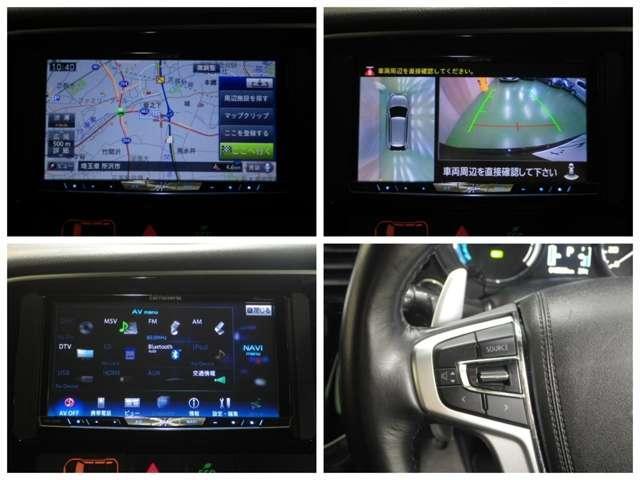 Gセーフティパッケージ QC付 ナビ e-Assist AC100V 全方位カメラ ナビTV Bカメラ CD シートヒーター ETC クルコン 4WD パワーシート AC アラウンドビューモニター フルセグテレビ AW(2枚目)