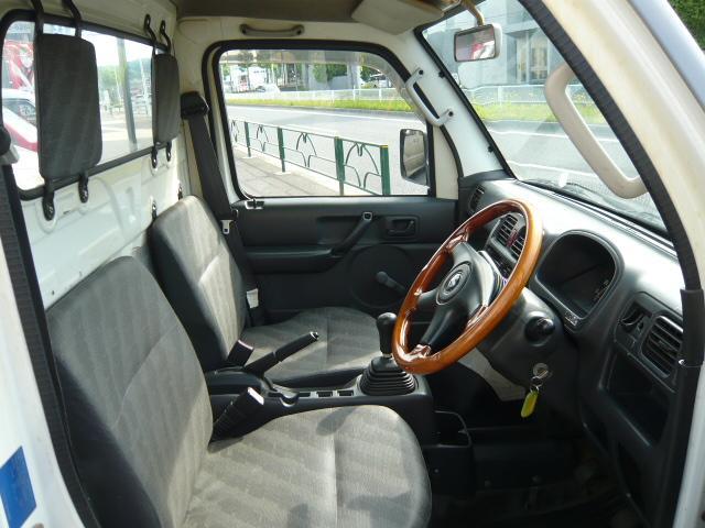 スズキ キャリイトラック KC エアコン パワステ 5Speed レクサス自家塗装