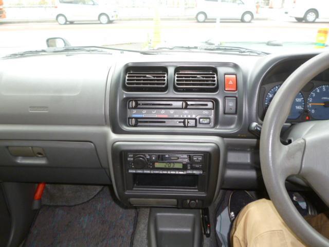 XL ターボ 4WD 5MT キャリア キーレス ETC(11枚目)