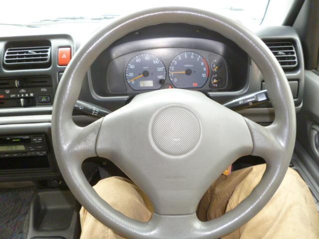 XL ターボ 4WD 5MT キャリア キーレス ETC(12枚目)