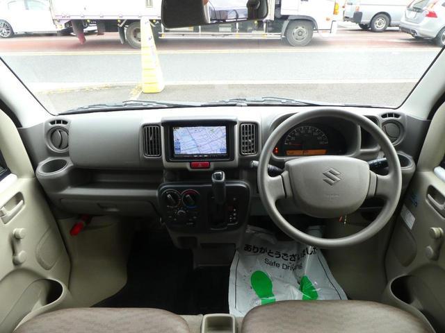 PA 76500キロ オートギアシフト LEDヘッドライト HDDナビ Bluetooth CD DVD 両側スライドドア フルフラット 室内清掃済み 外装磨き済み(11枚目)