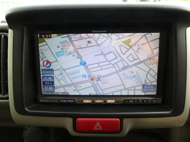 PA 76500キロ オートギアシフト LEDヘッドライト HDDナビ Bluetooth CD DVD 両側スライドドア フルフラット 室内清掃済み 外装磨き済み(14枚目)