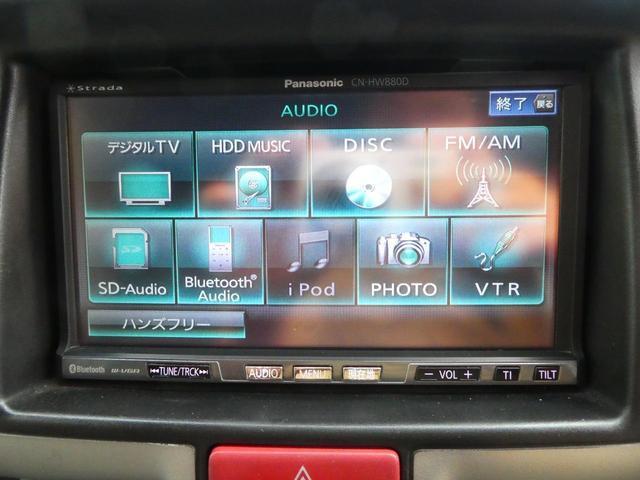 PA 76500キロ オートギアシフト LEDヘッドライト HDDナビ Bluetooth CD DVD 両側スライドドア フルフラット 室内清掃済み 外装磨き済み(15枚目)