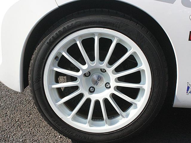 GTi OZ17インチアルミ ETC クルコン(32枚目)