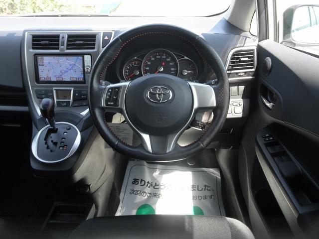 トヨタ ラクティス S HDDナビ 地デジ フロントカメラ バックカメラ ETC