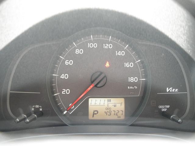 トヨタ ヴィッツ ジュエラSDナビ地デジBモニETCスマートキプッシュスタート