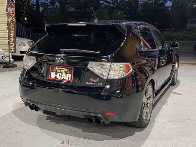 WRX STI Aライン タイプS HKS製車高調/黒ハーフレザーシート/HDDナビ/フルセグTV/BT対応/ETC/パドルシフト/Siドライブ/4WD/スマートキー/プッシュスタート/純正18インチAW/新品サマータイヤ/車検整備付き(7枚目)