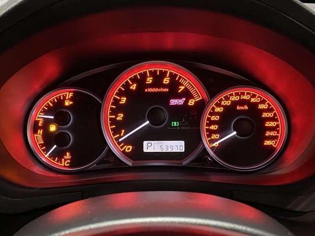 WRX STI Aライン タイプS HKS製車高調/黒ハーフレザーシート/HDDナビ/フルセグTV/BT対応/ETC/パドルシフト/Siドライブ/4WD/スマートキー/プッシュスタート/純正18インチAW/新品サマータイヤ/車検整備付き(13枚目)