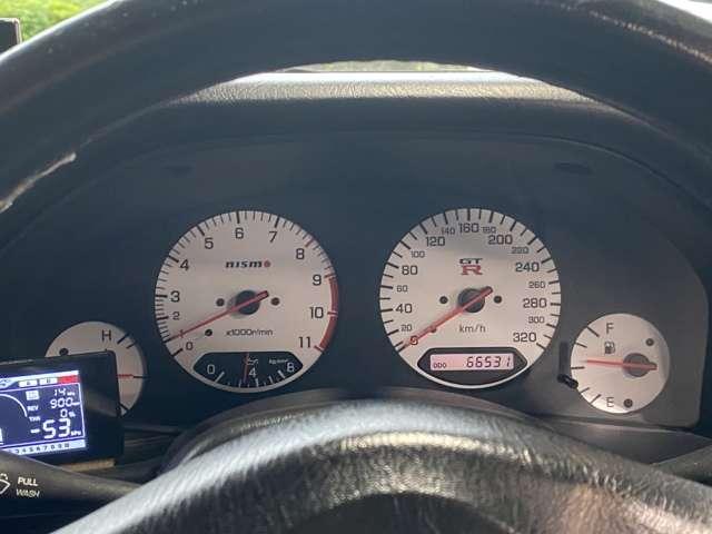 ☆平成13年式!!NISMO320km、ディーラーにて交換!!走行距離合計66536km!!☆