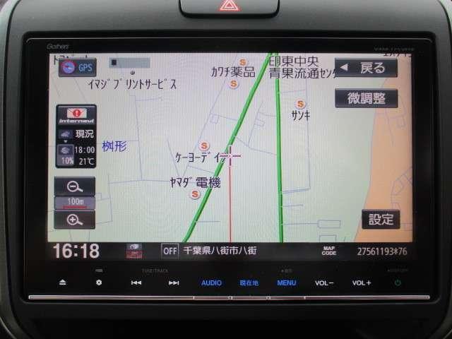 ホンダ フリード+ G・センシング デモカー Mナビ Bカメラ Fコーナーカメラ
