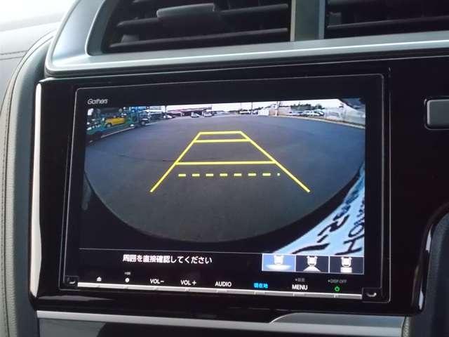L ホンダセンシング 2年保証付 デモカー 衝突被害軽減ブレーキ アダプティブクルーズコントロール サイド&カーテンエアバッグ メモリーナビ Bカメラ フルセグTV ETC スマートキー ワンオーナー車(6枚目)