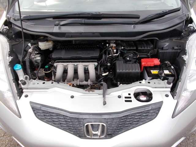 13G Honda認定中古車 ポータブルナビ ワンセグTV CDチューナー キーレスエントリー ドライブレコーダー セキュリティアラーム ワンオーナー車(18枚目)