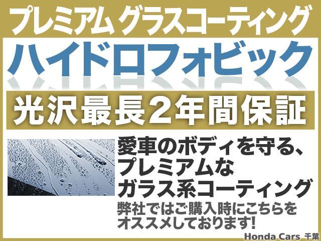 13G Honda認定中古車 ポータブルナビ ワンセグTV CDチューナー キーレスエントリー ドライブレコーダー セキュリティアラーム ワンオーナー車(38枚目)