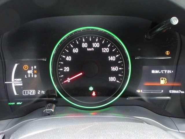 ハイブリッドRS・ホンダセンシング 認定中古車 衝突被害軽減ブレーキ サイド&カーテンエアバッグ ドライブレコーダー メモリーナビ フルセグTV バックカメラ シートヒーター 純正アルミホイール LEDヘッドライト オートライト(8枚目)