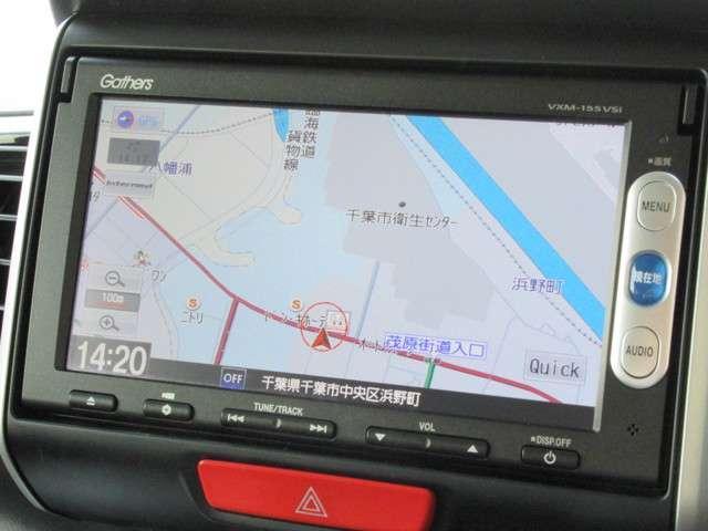ホンダ N BOXカスタム G・Lパッケージ メモリーナビ リアシートスライド ETC