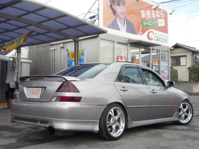 トヨタ マークII iR-V フォーチュナ ヤマハパワー 5MT車高調Sルーフ