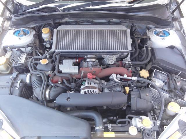 スバル インプレッサ WRX STI Aライン 車高調 柿本マフラ HDDナビ