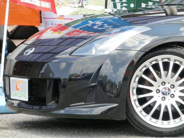 SONAR製ブラックインナーHIDヘッドライト装備☆エアロ塗装取り付け・全塗装他カスタムも承ります!是非ご相談ください♪