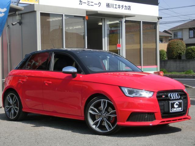 「アウディ」「S1スポーツバック」「コンパクトカー」「埼玉県」の中古車7